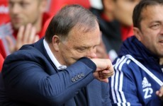 The final nail? Advocaat set for Sunderland exit as afternoon turns sour for Black Cats