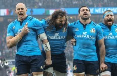 Sergio Parisse isn't too confident about his fitness before facing Ireland