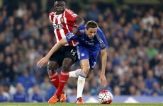 Nemanja Matic endured one of football's great indignities tonight