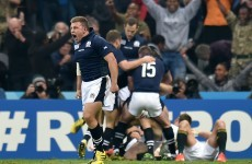 Duncan's dazzling run and more highlights from South Africa v Scotland