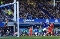 Merseyside derby conjures another draw as awful error costs Liverpool once again