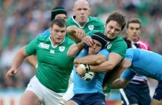 Ireland secure place in World Cup quarter-finals with tense victory at the Olympic Stadium