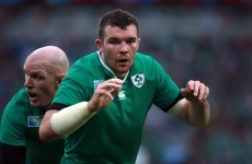 O'Mahony's try-saving tackle on Italy lock turned out to be a game-saver