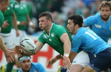 Henshaw looking forward to the physical aspect of facing France