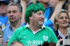Letter from London: Ireland's fans gleefully hail England's chariot halting
