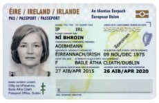 Check out Ireland's swanky new passport card