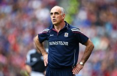 Poll: Should Anthony Cunningham resign as Galway senior hurling manager?