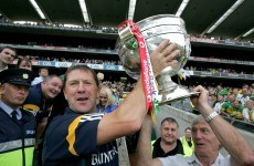 Kerry football legend O'Keeffe backs return of former sidekick as Kingdom senior boss