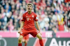 Bayern Munich warn Man United to 'stop e-mailing about Thomas Muller'