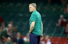 Reactions to poor performances have defined Joe Schmidt's time in charge of Ireland