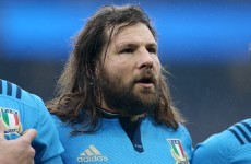 Italian legend Martin Castrogiovanni to have surgery to remove tumour in his back