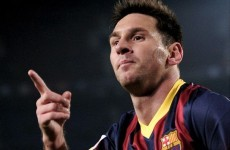 Tax charges against Messi dropped but his father could face 18 months in prison