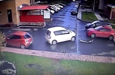 This woeful attempt to exit a car park is going viral