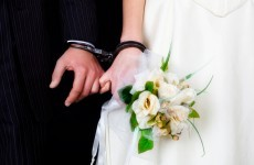 Man gets 20 years in one courtroom, walks next door and gets married in another