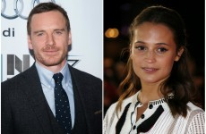Stand down, Michael Fassbender is still off the market… It's the Dredge
