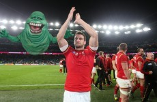 Ghost-flustered: Welsh players forced to move hotel room after spectre sighting