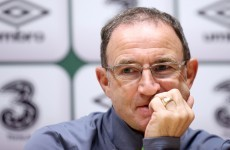 Martin O'Neill has set out a positive gameplan for Ireland's clash with Germany