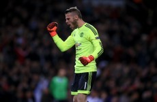 'Everyone in Manchester respected me' - De Gea puts Real Madrid saga behind him