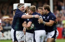 Scotland make seven changes for Samoa as injured group all return