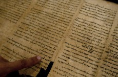 Two-thousand-year-old Dead Sea Scrolls go online