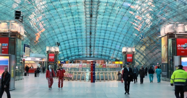 Take a look inside the 10 busiest airports in Europe