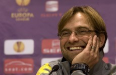 The coverage of Jurgen Klopp's imminent move to Liverpool has all gone a bit crazy