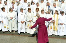 Poll: Should women be able to become priests?