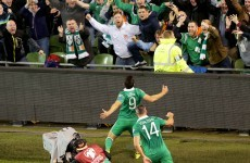 Ireland stun world champions Germany to secure Euro 2016 playoff qualifying place at least