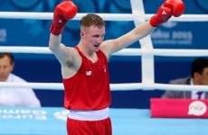 Michael O'Reilly completes great day for Ireland at World Championships
