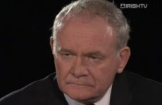 Martin McGuinness: 'I never talk about shooting anybody but I was a member of the IRA'