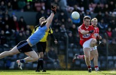 Cork star played on in club game despite disclocating his shoulder TWICE