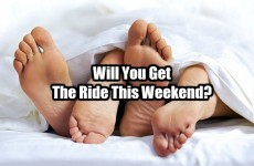 Will You Get The Ride This Weekend?