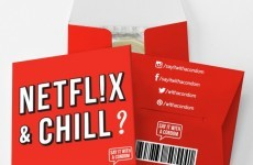 This new condom is all you need for Netflix and chilling