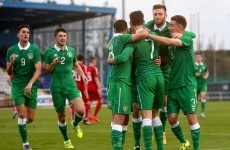 Ireland U21s continue perfect start to qualifiers for the European Championships