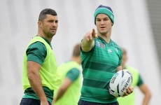 'Well, he is narky': Ireland or Sexton won't be fazed by pre-match parlé
