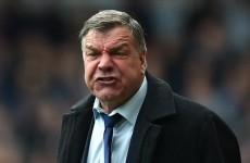 Big Sam Allardyce is back in Premier League management