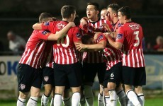 Derry City have taken a huge step towards securing their Premier Division status