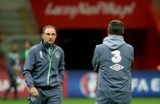 'There's nothing to say about it' – Martin O'Neill brushes off Ireland contract talk