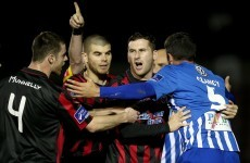 Late drama in tonight's relegation battle between Longford Town and Sligo Rovers
