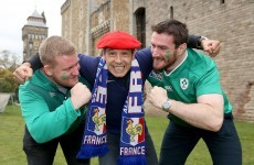 Letter from Cardiff: Ireland in positive place to produce against France