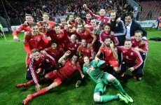 Wales are heading to Euro 2016 in spite of defeat in Bosnia