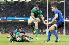 Ireland's incredible display, costly toll and more talking points from Cardiff
