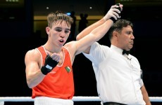 Irish boxer Michael Conlan is one win away from World Championship gold