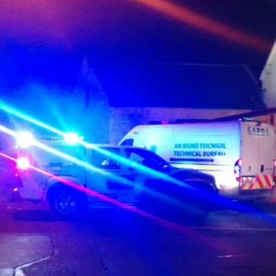 On-duty garda killed in Louth shooting