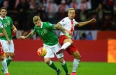 Player ratings: How the Boys in Green fared against Poland this evening