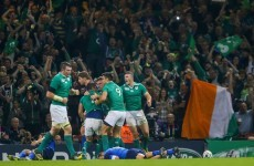 Letter from Cardiff: Joe Schmidt's Ireland provide a day for the ages