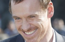 Michael Fassbender made people CRY with his made up X-Men lines… It's The Dredge