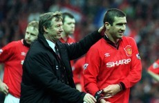Ferguson reveals reasons for keeping 'amazing' Cantona after kung-fu kick