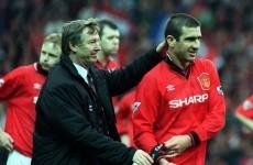 Ferguson reveals reasons for keeping 'amazing' Cantona after kung-fu kick