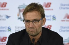 Klopp: I won't poach Dortmund's players for Liverpool